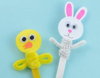 April School Holiday Craft Activities