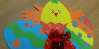 April School Holiday Craft Activities