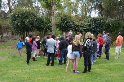 Children's Garden Tours - Walk Three