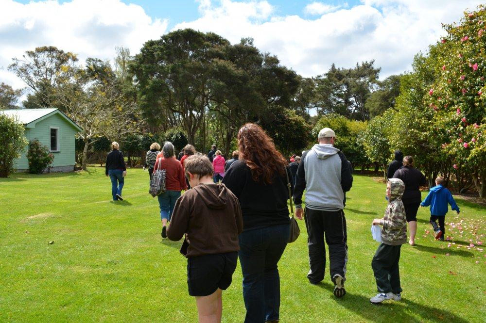 Children's Garden Tours - Walk Two