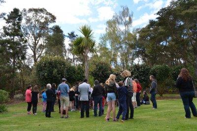 Children's Garden Tours - Walk Four