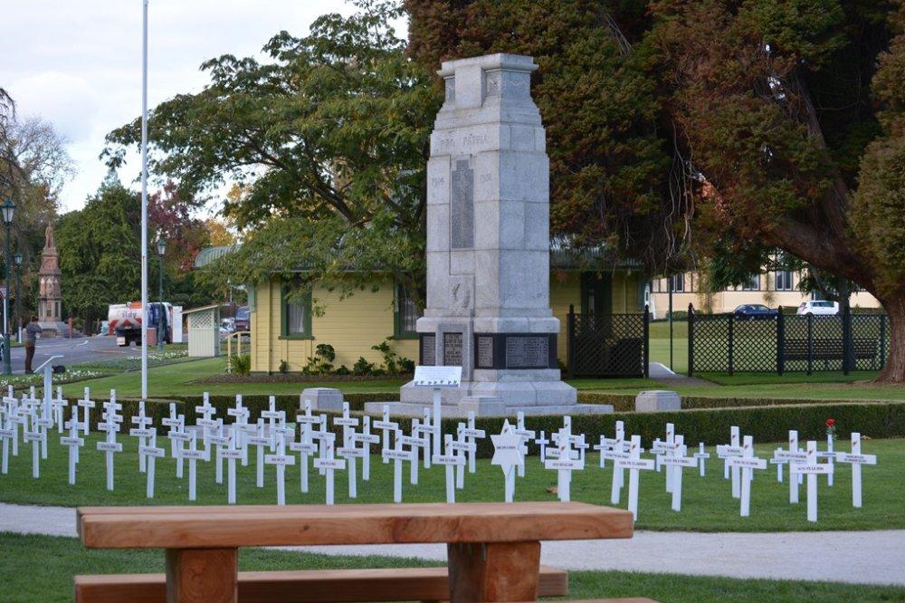 Rotorua District Field of Remembrance