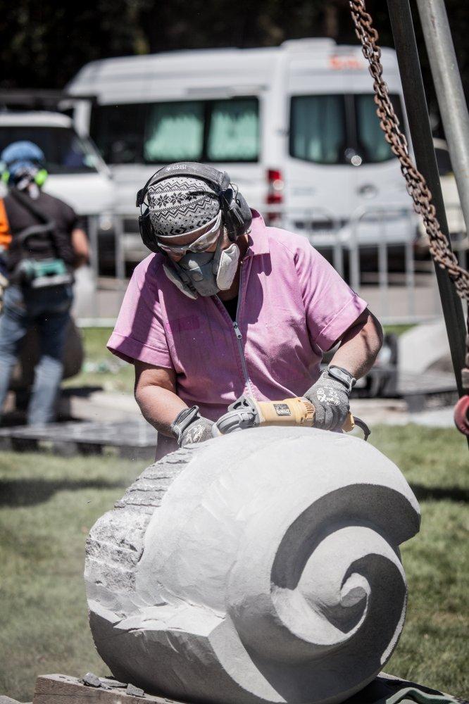 Rotorua Sculpture Symposium 2018