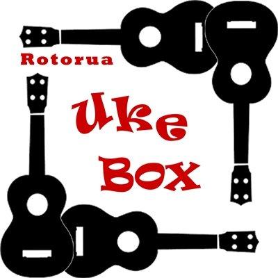 Rotorua UkeBox - February