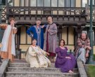 "Shakespeare Outside presents ""The Merchant of Venice"" at Rotorua Museum"
