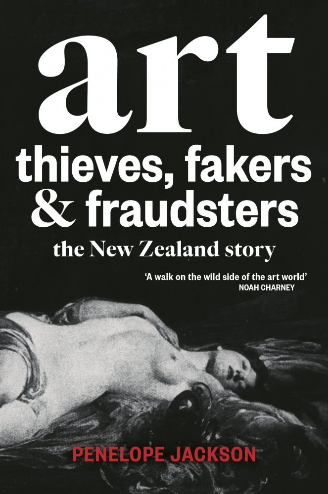 Talk: Art Thieves, Fakers and Fraudsters