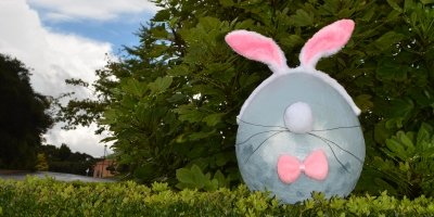 The Rotorua Museum Easter Egg Hunt