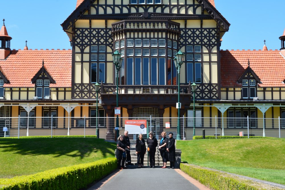 Train to become Rotorua Museum volunteer guides