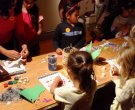 Zine making workshops for kids