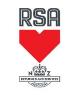 RSA logo portrait format small