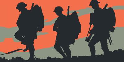 WW1 army men pic 400x200