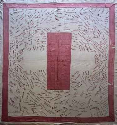 World War I Quilt