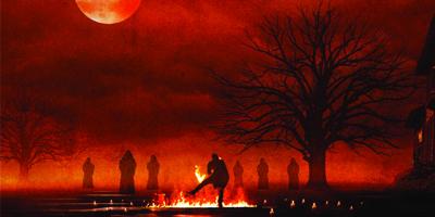 Fire Graveyard Dancing