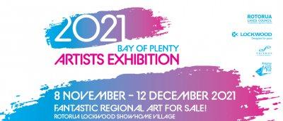 Bay of Plenty Artists Exhibition 2021