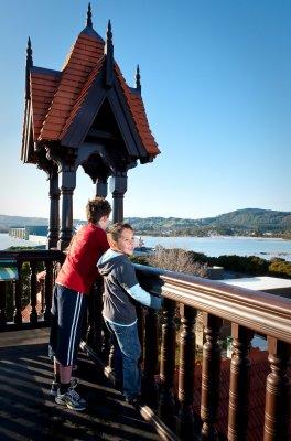 DISCOVER - The Rotorua Bath House