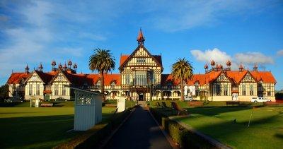 Rotorua Museum, Lani Hepi