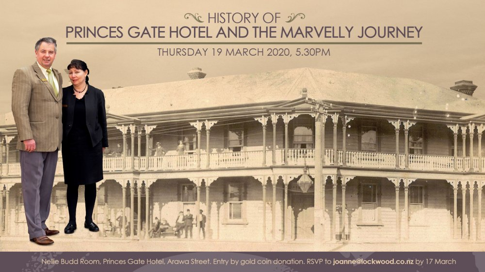 History of Princes Gate Hotel and the Marvelly journey