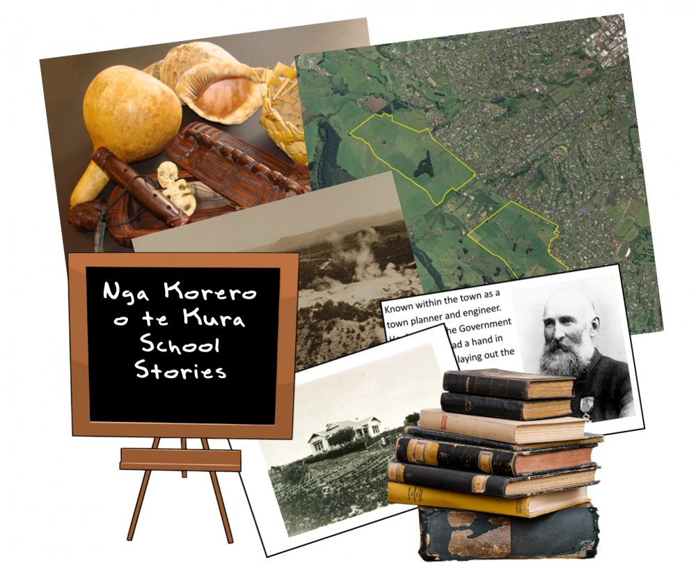 Ngā Kōrero o Te Kura - School Stories