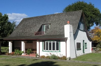 Rotorua Settlers and Steam Museum