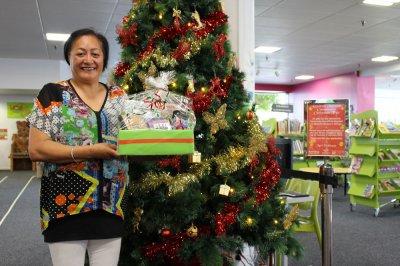 Image credit: Rotorua Museum Community Christmas Tree