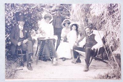 Image credit: First electric kettle in Rotorua, circa 1910. Photographer unknown, Rotorua Museum Te Whare Taonga o Te Arawa (2010.89)